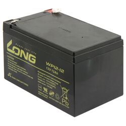 Bleiakku KUNG LONG WP12-12 12V/12 Ah, VdS, 151x99x100 mm,...