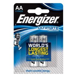 Energizer L91 Mignon AA, Mignon Digital, Ultimate...