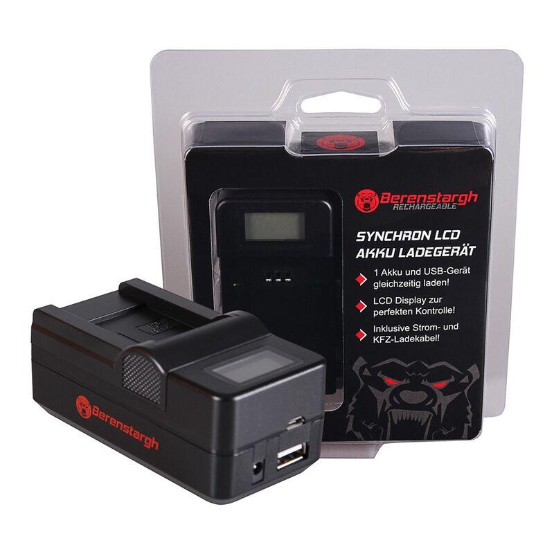 BP-70a AKKU LADEGERÄT MICRO USB für Samsung BP70a