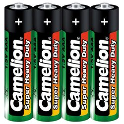 Micro-Batterie CAMELION Super Heavy Duty, 1,5 V, Typ...